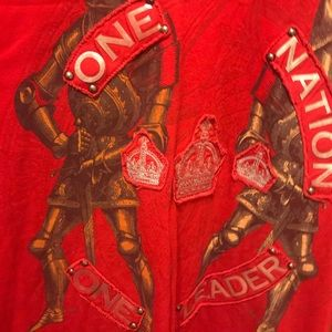 Other - Ablanche One Nation ⭐️ Heavy Cotton Shirt sz 2XL